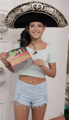 smoking hot latina Apolonia Lapiedra young brunette spanish chick